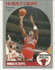 Buy Horace Grant #63 1990 NBA Basketball Card