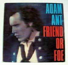 """Buy ADAM ANT """" Friend Or Foe """" 1982 Punk Rock LP"""
