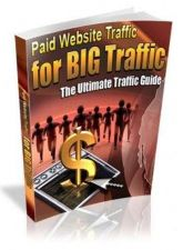 Buy Paid Website Traffic For Big Traffic + 10 Free eBooks With Resell rights ( PDF )