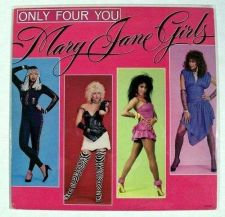 Buy MARY JANE GIRLS Only Four You 1985 Alternative Rock LP