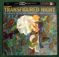 Buy SCHOENBERG ~ Transfigured Night (Verklaerte Nacht, Op. 4) / Classical LP