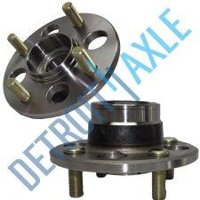 Buy Pair of 2 - Rear Driver and Passenger Wheel Hub and Bearing - Drum Brake w/o ABS