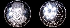Buy 1979 Oklahoma Numismatic Association 1 oz Silver Proof Round