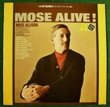 Buy MOSE ALLISON ~ Mose Alive ! 1965 Jazz LP