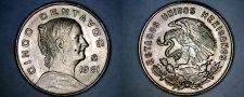 Buy 1961 Mexican 5 Centavo World Coin - Mexico