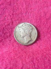 Buy 1943 W Mercury Dime 10 c