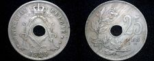 Buy 1926 Belgian 25 Centimes World Coin - Belgium