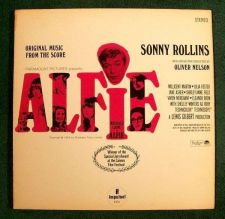 Buy ALFIE *** 1966 Original Music From The Score Music by Sonny Rollins