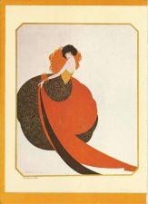 Buy Vogue 1921 Vogue Cover Print by Reinaldo Luza Art Deco 1984 original print