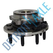Buy NEW Front Driver or Passenger Side Wheel Hub and Bearing Assembly 8 LUG, w/ ABS