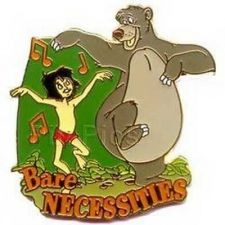 Buy Jungle Book with Baloo Musical Moments Disney Authentic Pin/Pins