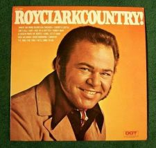 Buy ROY CLARK COUNTRY! 1972 Country LP