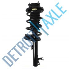 Buy Front Driver Side Complete Ready Strut Assembly