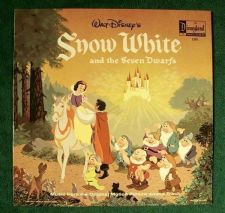 Buy Walt Disney's SNOW WHITE and the SEVEN DWARFS / Disneyland 1987 LP