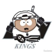 Buy 2014 STANLEY CUP Champions Decal Sticker NHL LA KINGS Cartman South Park
