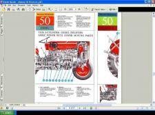 Buy MASSEY FERGUSON MF 50 TRACTOR OPERATIONS MANUAL ...plus MF50 Brochure & Ad Art