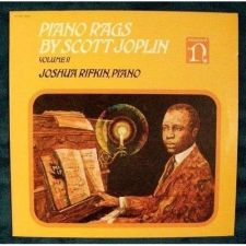 Buy PIANO RAGS By SCOTT JOPLIN Volume II ~ Joshua Rifkin, Piano Ragtime LP