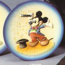 Buy DISNEY Anri Mickey Mouse rare Plate