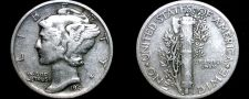 Buy 1941-P Mercury Dime Silver