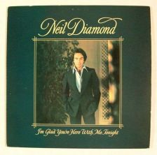 "Buy NEIL DIAMOND "" I'm Glad You're Here With Me Tonight "" 1977 Pop LP"