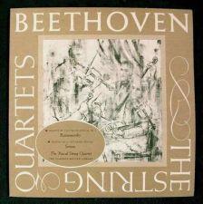 Buy BEETHOVEN ~ Rasoumovsky - Serioso / No. 7 & No. 11 Pascal Strings LP