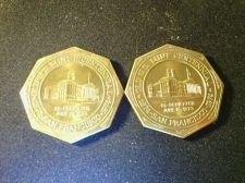 Buy 1973 CSNA San Francisco Mint Bicentennial Medal Error ! No Reserve Auction.