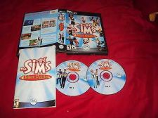Buy SIMS DELUXE EDITION PC DISCS MANUAL ART & CASE VERY GOOD TO NEAR MINT HAS CODE