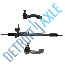 Buy Power Steering Rack & Pinion - Sensor Port + NEW Outer Tie Rods