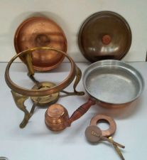 Buy Copper Chafer-Very Collectable (All Inclusive) GREAT CONDITION *Usable*