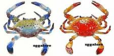 Buy RUCINNI Swarovski Crystals BeJeweled CRAB Trinket Jewelry BOX CRABS