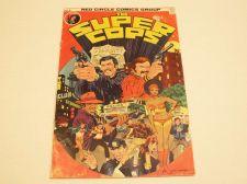 Buy Red Circle Comics The Super Cops Vol 1 No 1 July 1974