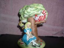 Buy Vintage Alice In Wonderland Cheshire Cat March Hare Walt Disney Productions WDP