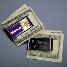 Buy NFL Money Clip - Available in All 32 Teams - Free Personalization