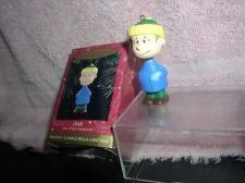 Buy Peanuts Linus full body Miniature Hallmark Keepsake Ornament