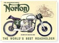 Buy NORTON MANX 30 40 REPAIR OPERATION MANUALS & International Motorcycle Brochures