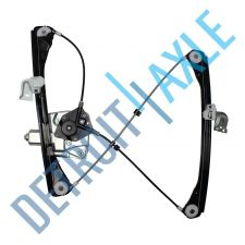 Buy NEW Front Passenger Side Window Regulator Assembly w/ Motor