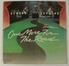 Buy LYNYRD SKYNYRD ~ One More From The Road 1976 Southern Rock 2 LP
