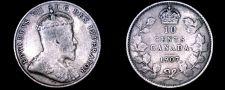 Buy 1907 Canada 10 Cent World Silver Coin - Canada - Edward VII