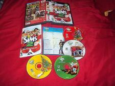 Buy THE SIMS 2 HOLIDAY EDITION PC DISCS MANUAL KEY COMMAND ART & CASE NRMNT TO VG