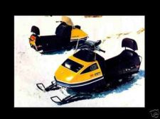 Buy SKIDOO Elan Elite T'NT Nordic Snowmobile PART MANUALs + Olympique Alpine Everest