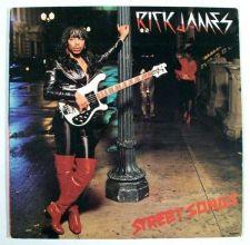 Buy RICK JAMES ~ Street Songs 1981 Funk & Soul LP