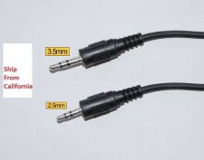 Buy New! 2.5mm Talkback Cable for Turtle Beach Xbox X11 DX11 PX21 X12 PX3 DPX21 XL1
