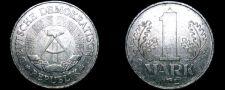 Buy 1978 A German Democratic Republic 1 Mark World Coin - East Germany