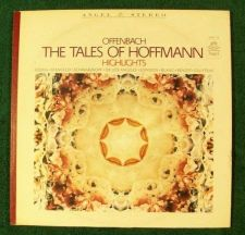 Buy OFFENBACH ~ The Tales Of Hoffmann (Highlights) LP Andre Cluytens, conductor