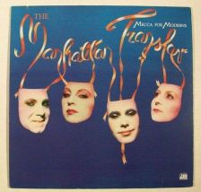 "Buy The MANHATTAN TRANSFER "" Mecca For Moderns "" 1981 Pop LP"