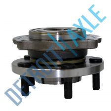 Buy NEW Rear Driver or Passenger Complete Wheel Hub and Bearing Assembly w/ AWD