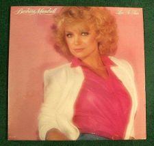 Buy BARBARA MANDRELL ~ Love Is Fair 1980 Country LP