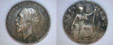 Buy 1920 Half Penny World Coin - Great Britain - UK - England