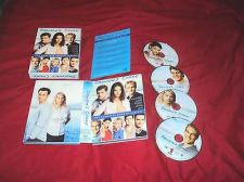 Buy DAWSON'S CREEK THE COMPLETE FOURTH SEASON DVD 4 DISCS BOX ART INSERT & ART CASE