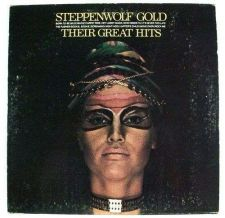 Buy STEPPENWOLF GOLD: Their Great Hits ~ 1971 Rock LP / Includes tear-away poster